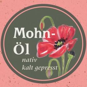 Mohnöl von der Ölmühle Garting aus Bayern
