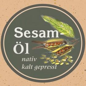 Sesamöl von der Ölmühle Garting aus Bayern