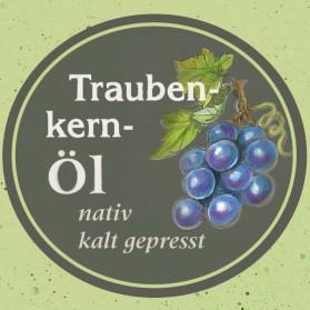 Traubenkernöl von der Ölmühle Garting aus Bayern