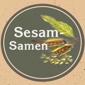 Sesamsamen, orientalisch, nussig-herber Geschmack