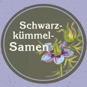 Schwarzkümmelsamen von der Ölmühle Garting in Bayern