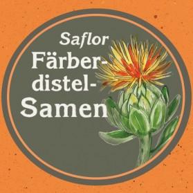Färber-Distel-Samen von der Ölmühle Garting im Chiemgau