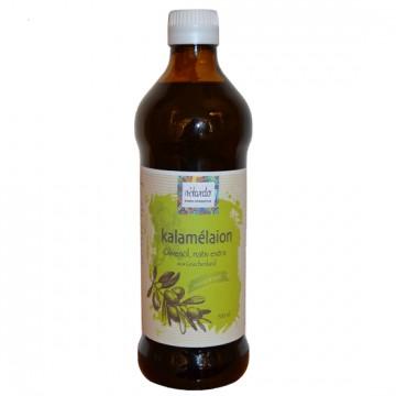 Olivenöl extra nativ, hergestellt in Griechenland