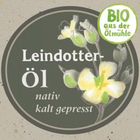 Leindotteröl Bio-Qualität, nativ und regional