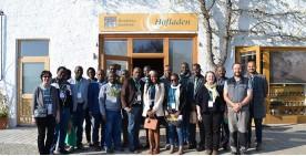 Besuch aus Tansania